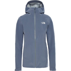 The North Face Apex Flex Dryvent Jacket Women grisaille grey